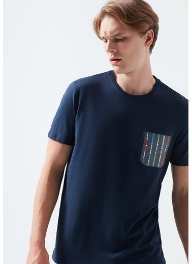Mavi Tişört Lacivert